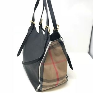 d6b57049ce6d Burberry Bags - Burberry Small Canter in Leather Tote Bag (019291)